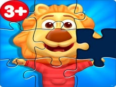 Puzzle Kids - Animals Shapes and Jigsaw Puzzles
