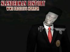 Slenderman History: WWII Faceless Horror