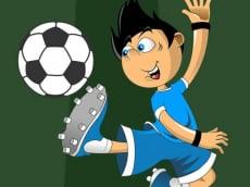 Soccer Stars Jigsaw