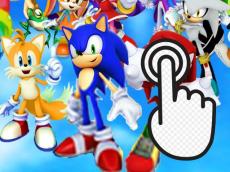 Sonic Clicker