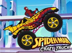 Spiderman Crazy Truck