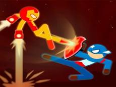 Stickman Fight Battle - Shadow Warriors