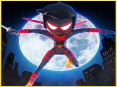 Stickman Ninja Samurai - Sword Fighting Games