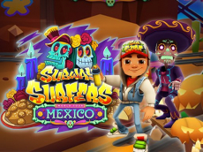 Subway Surfers Mexico