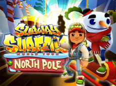 Subway Surfers North Pole