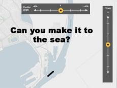 Suez Canal Simulator