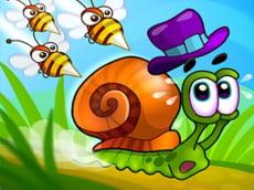Super Snail Jungle Adventure