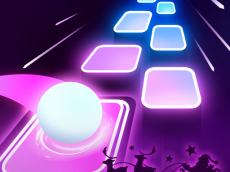 Tiles Hop: EDM Rush! Online