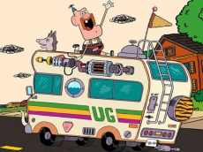 Uncle Grandpa Hidden