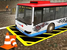 Vegas City Highway Bus: Parking Simulator