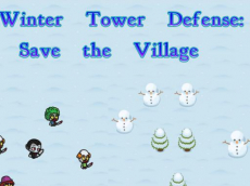 Winter Tower Defense