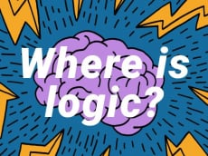 Words Formula. Where is logic?