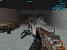 Zombie Apocalypse Tunnel Survival