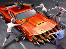 Zombie Driver Squad  3D