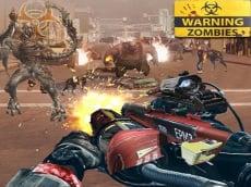 Zombie Shooter - Warfar
