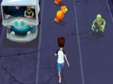 Zombify 2d runner